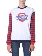 PS by Paul Smith Long Sleeved T-shirt - BIANCO