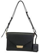 Prada Pattina Shoulder Bag - Nero