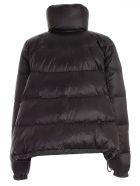 Sacai Padded Jacket W/zip - Black
