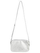 Golden Goose Star Shoulder Bag - Silver/crystal star
