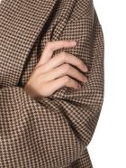 Jejia Oversize Fit Jacket - MULTICOLOR
