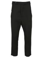 Haider Ackermann Pants CROPPED TROUSERS