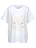 See by Chloé See By Chloe' Tshirt Butterfly - Beige