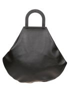 Building Block Stencil Tote - Black