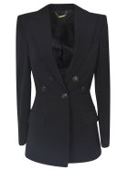 Givenchy Structured Jacket - Black