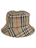 Burberry Panel Bucket Hat - Archive Beige