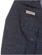 Luigi Bianchi Mantova Textured Blazer - Bluette