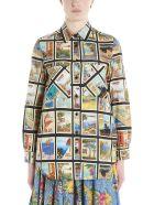Ultrachic 'dolce Vita' Shirt - Multicolor