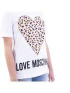 Love Moschino Moschino Cotton T-shirt - Optical white