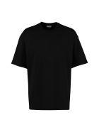 Lanvin Crew-neck T-shirt - black