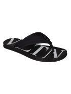 Valentino Vltn Flip Flops - Basic