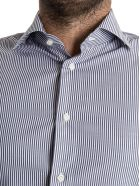 G. Inglese G Inglese Cotton Shirt - Blue