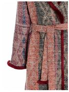 For Restless Sleepers 'auge 1' Coat - Multicolor