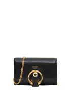 Jimmy Choo Madeline Mini Shoulder Bag - Nero