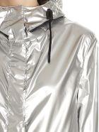 Woolrich 'goldenrod' K-way - Silver
