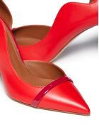 Malone Souliers Morissey Pumps - Red
