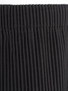 Homme Plissé Issey Miyake Shorts - Black