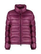Moncler Copenhague Full Zip Padded Jacket - purple