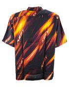 Aries Fyre Board Shirt - Multicolor