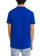 Dsquared2 Lettering Print Tee - Blu