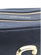 Marc Jacobs Leather Shoulder Bag - Black