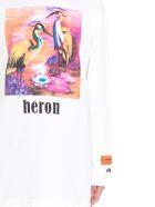 HERON PRESTON 'aironi' T-shirt - White