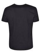 Calvin Klein Logo Wave T-shirt - Black