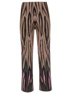 Circus Hotel Patterned Trousers - Multicolor
