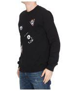Dolce & Gabbana Panda Motif Sweatshirt - Black