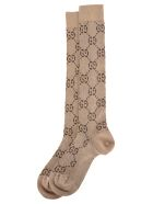 Gucci Socks LUREX INTERLOCKING G SOCKS
