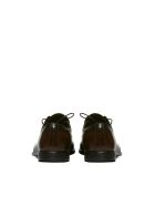 Officine Creative Classic Derby Shoes - Caffe super nero