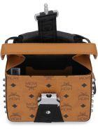 MCM Jemison Crossbody Bag - brown