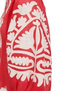 Vita Kin Shalimar Blouse - Red/cream