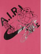 Nike 'ssnl 1' T-shirt - Fuchsia