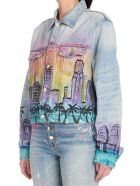 AMIRI Hollywood' Jacket - Multicolor