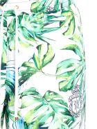 Billionaire 'foglie Banano' Swimslip - Multicolor