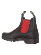 Blundstone Side Panel Ankle Boots - Black