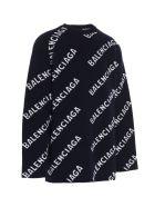 Balenciaga Sweater - Blue