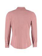 Drumohr Stretch Cotton Shirt - Pink