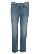 Mother The Tomcat Cropped Jeans - KICK BACK