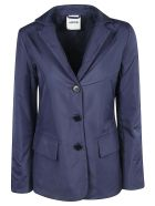Aspesi Single-breasted Blazer - Navy