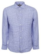 Luigi Borrelli Checked Print Shirt - Basic