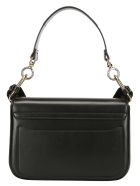 Chloé Chloè Leather Shoulder Bag - Black