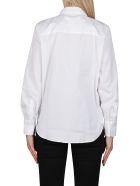 Brunello Cucinelli White Cotton Blend Shirt - White