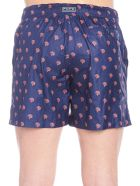 Fefè 'corallo' Swimshort - Blue