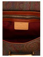 Etro 'pegaso Paisley' Bag - Marrone