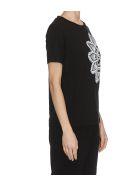 Tory Burch Doily Logo T-shirt - Black