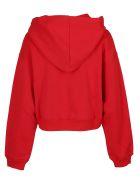 Brognano Fleece - Red