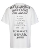 Golden Goose Logo T-shirt - White