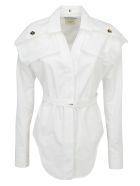 Bottega Veneta Shirt - Bianco ottico